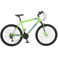 Falcon Merlin Front Suspension Mens Mountain Bike 19 inch Frame, One Colour, Men