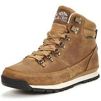 THE NORTH FACE Back-To-Berkeley Redux Leather Boot, Brown, Size 7, Men