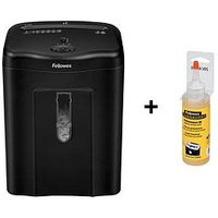 Fellowes Powershred 11C Cross Cut Shredder With Free Shredder Performance Oil