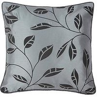 Leaf Trail Flock Cushion Covers (Pair)
