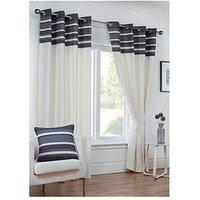 Cambridge Lined Eyelet Curtains