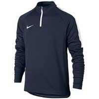 Boys, Nike Junior Academy Dry Dril Top, Navy, Size Xl (14-15 Years)