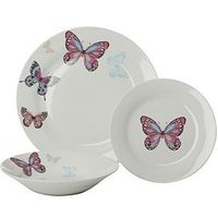 Sabichi Mariposa 12 Pc Dinner Set