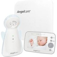 Angelcare Digital Video, Movement & Sound Baby Monitor AC1300, One Colour