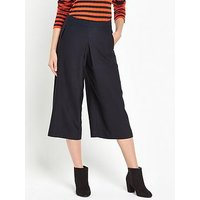 Boss Orange Sacrepa Trouser - Dark Blue, Dark Blue, Size 6, Women