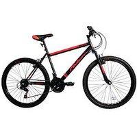 Falcon Maverick Mens Mountain Bike 19 inch Frame, Red/Black, Men