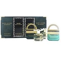 MARC JACOBS Womens 4x 4ml EDT Gift Set, One Colour, Women