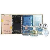 MARC JACOBS Womens Fragrance 4X 4ml Mini Gift Set, One Colour, Women