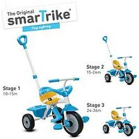 Smartrike Smart Trike Play Blue/Yellow