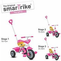 Smartrike Smart Trike Play Trike Pink/Yellow