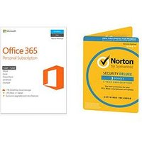 Office 365 Personal + Norton Internet Security (3 Devices)