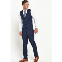 Skopes Joss Waistcoat, Royal Blue, Size 46, Length Regular, Men