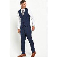 Skopes Joss Waistcoat, Royal Blue, Size 42, Length Regular, Men