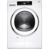 Whirlpool Supreme Care Hscx90423 9Kg Load, Heat Pump Tumble Dryer - White