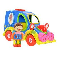 Mr Tumble Mr Tumble's Fun Sounds Musical Car, One Colour