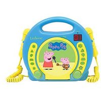 Peppa Pig Radio Cd Player