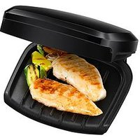 George Foreman 23400 2-Portion Compact Grill With Free Extended Guarantee*