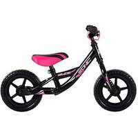 Sonic Glide Girls Balance Bike 10 Inch Wheel