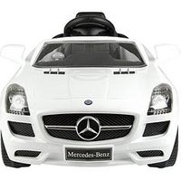 Mercedes Mercedes Sls Electric Ride On With Battery - 6V