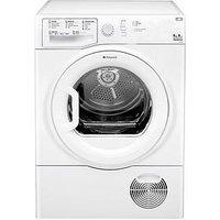 Hotpoint Aquarius Tcfs835Bgp 8Kg Sensor Condenser Tumble Dryer - White