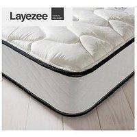 Product photograph showing Layezee Made By Silentnight Addison 800 Pocket Mattress