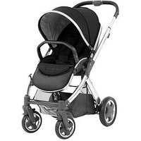 BabyStyle Oyster2 - Mirror Finish, Ink Black