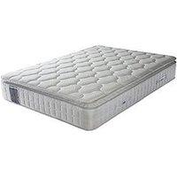 Product photograph showing Sealy Posturepedic Felicity 1400 Pocket Latex Pillowtop Mattress Ndash Medium
