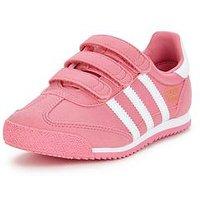 adidas Originals Dragon OG CF Children, Pink, Size 2