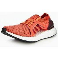 adidas UltraBOOST X, Coral, Size 5, Women