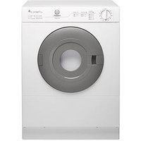 Indesit Is41V 4Kg Vented Tumble Dryer - White