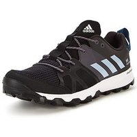 adidas Kanadia 8 Trail Shoes, Black, Size 6, Men
