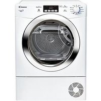 Candy Grand O Vita Gvhd913A2C 9Kg Load Heat Pump Tumble Dryer - White