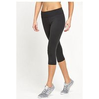 adidas D2M 3/4 Tight , Black, Size Xl, Women