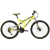 Rad Mx Ripper Full Suspension Mountain Bike 26 Inch Wheel