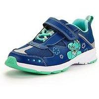 Clarks Reflect Ice Shoe, Blue, Size 4 Older