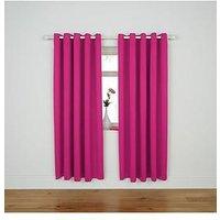 Kids Blackout Eyelet Curtains