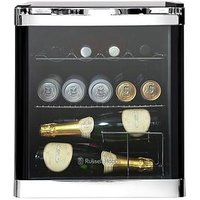 Russell Hobbs 47 Litre Wine Cooler With Glass Door - Rhgwc1B