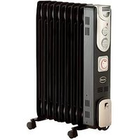 Swan Sh1016 Oil-Filled Radiator With Timer