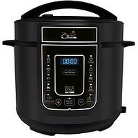 Pressure King Pro Pressure Cooker - Black