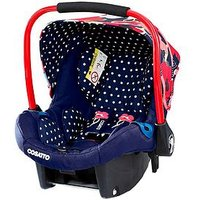 Cosatto Ooba Port Group 0+ Infant Car Seat, Hygge House