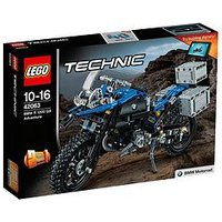 Lego Technic 42063 Bmw R 1200 Gs Adventure Motorbike