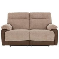 Jasmine 2 Seater Manual Recliner Sofa