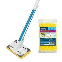 Minky Smart Squeeze Mop With Free Head