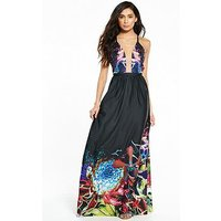 Forever Unique Isla Beach Maxi Dress