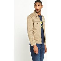 Levi's Harrington Trucket Jacket, Lead Grey Harrington, Size S, Men
