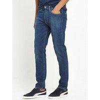 Levi's 512 Slim Tapered Fit Jeans, Glastonbury, Size 31, Inside Leg Long, Men