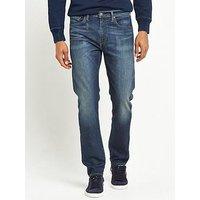Levi's 502 Regular Tapered Fit Jeans, Torch, Size 32, Inside Leg Long, Men