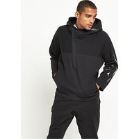 adidas Harden Hooded Top, Black, Size Xl, Men
