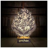 Harry Potter Hogwarts Crest Light