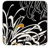 Denby Monsoon Chrysanthemum Set Of 4 Coasters